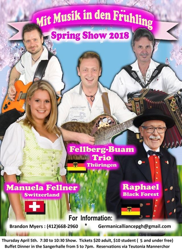 spring 2018 teutonia poster
